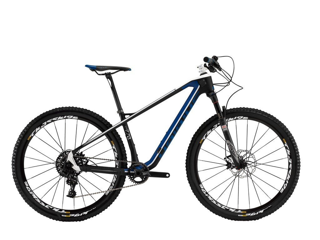 Haibike Freed 7.70 27.5 GX1 11speed carbon sort/hvid/blå | MTB