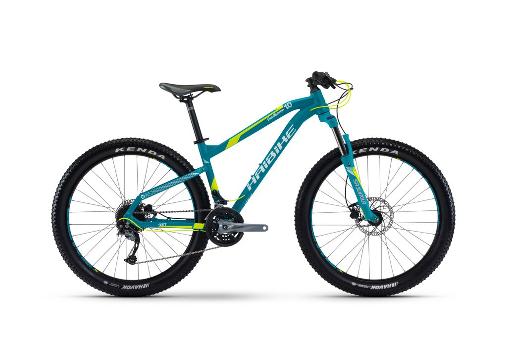 Haibike HardSeven Plus 1.0 27-Sp Alivio mix | MTB
