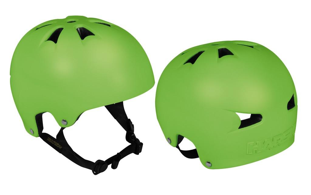 Harsh HX1 Pro Skalhjelm Grøn | Hjelme