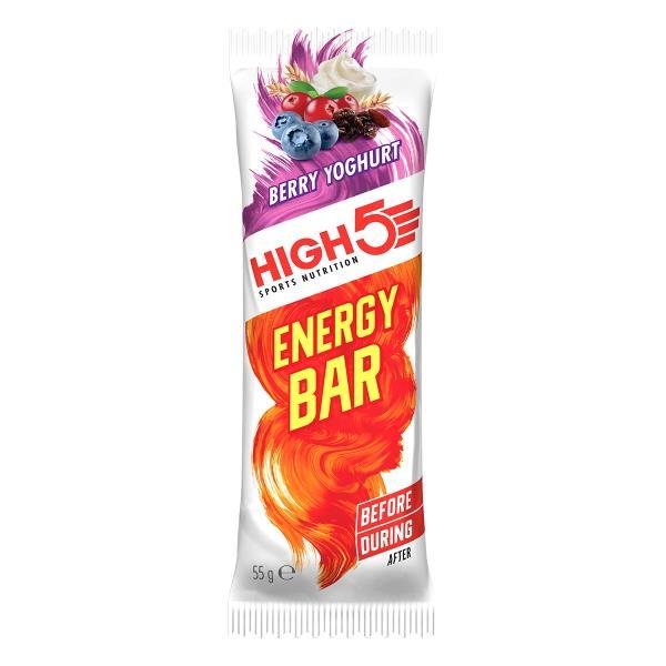 High5 SportsBar Berry yoghurt   Energibar