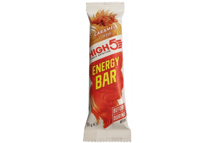 High5 SportsBar Caramel   Energibar
