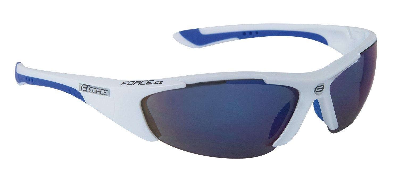 Force Lady cykelbriller Hvid/blå