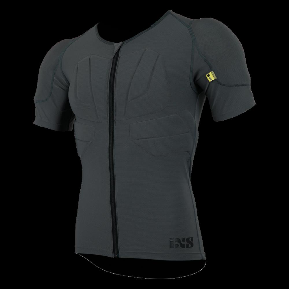 IXS Carve body armor til børn grå | Beskyttelse