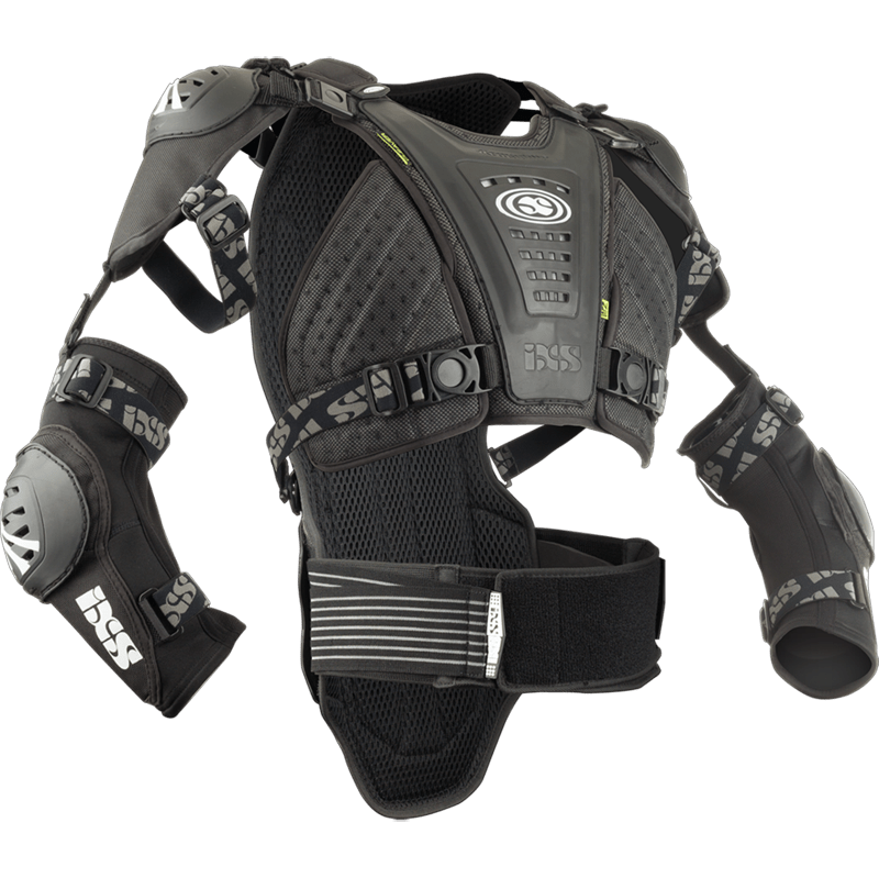 IXS Cleaver jacket body armor | Amour