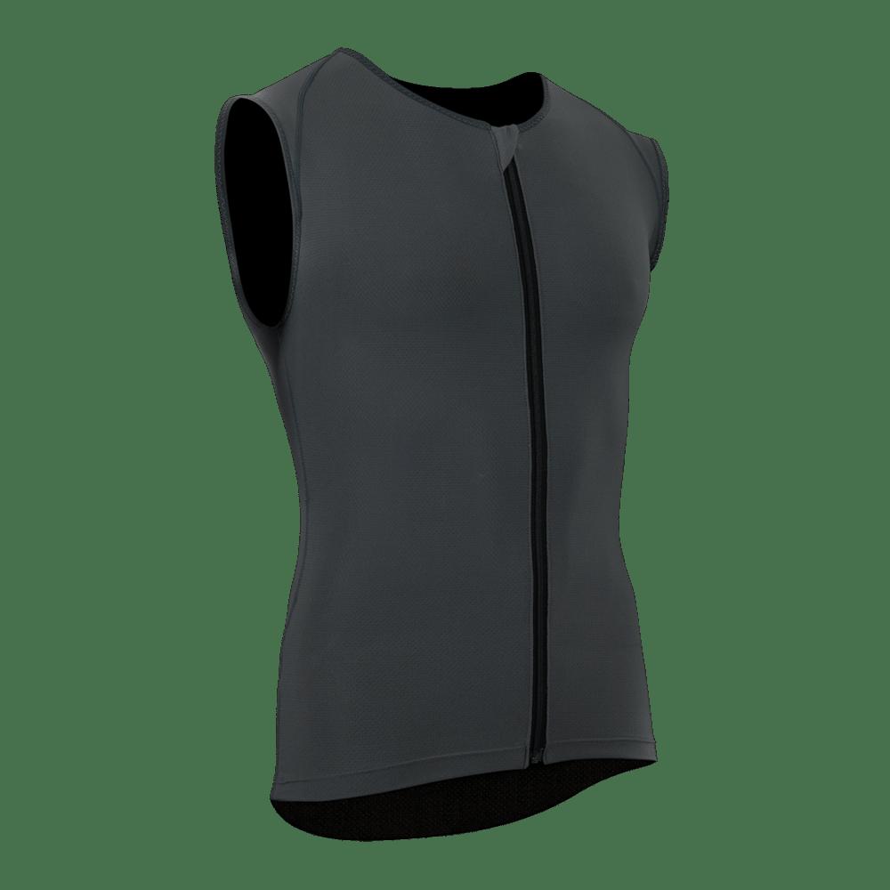 IXS Flow body armor vest til børn grå | Beskyttelse