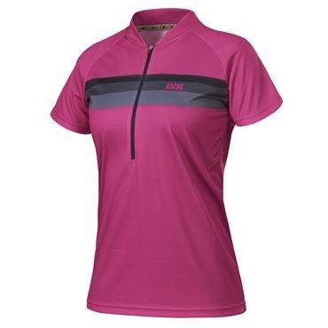 IXS Trail 6.1 Kortærmet Trøje Til Kvinder Pink/Sort