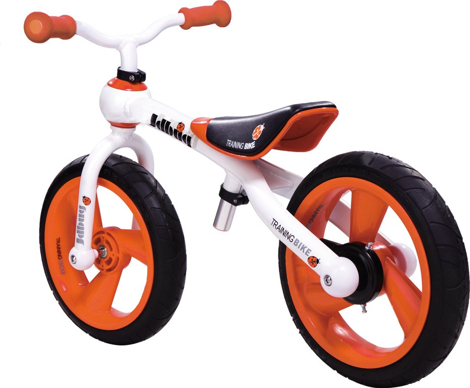 JDBug TC-09 Løbecykel Orange 12