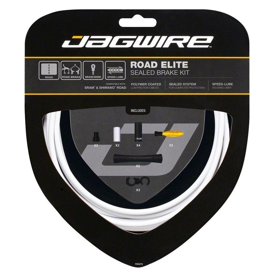jagwire - Elite Sealed Brake Kit bremsekabelsæt race