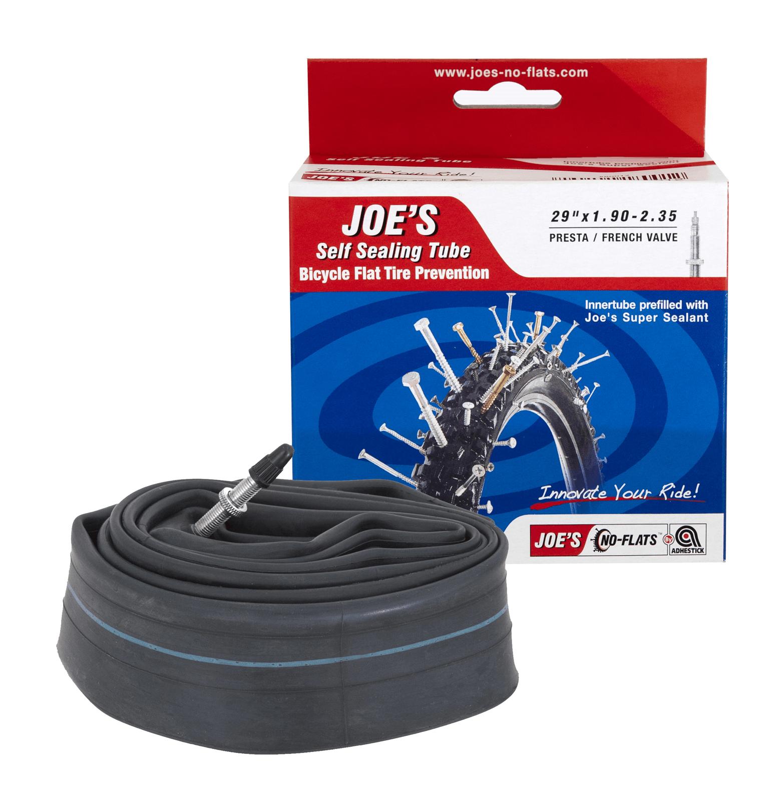 Joe's No Flats Slange med Super Sealant 29x1.90-2.35