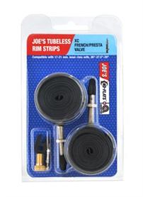 Joe's No Flats Tubeless Rim Strips XC   Rims
