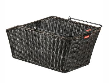 KLICKfix fletkurv til bagagebærer sort - 599,00 | Rear rack