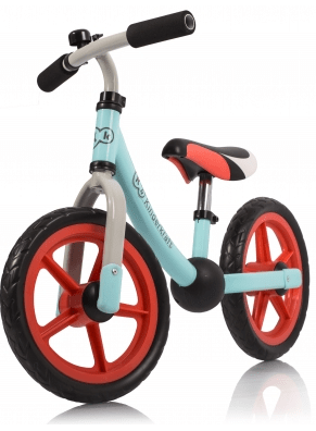Kinderkraft 2Way Next Løbecykel Mint | Løbecykel