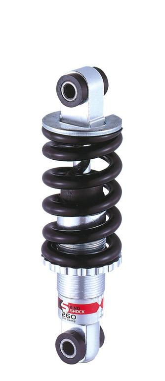Kind Shock bagdæmper KS 260 450LBS 165 mm   Bagdæmper