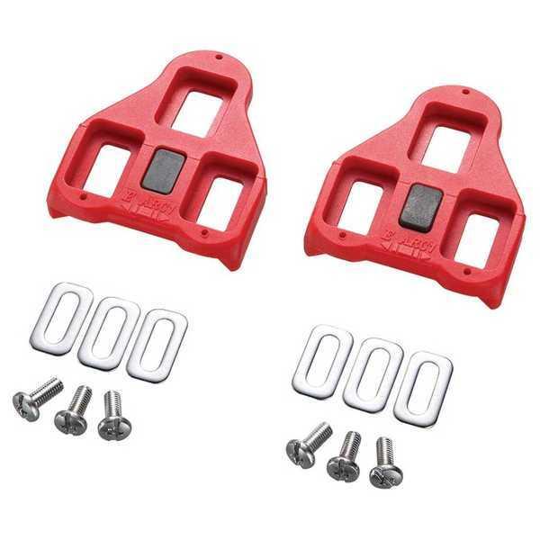 Klamper Look Røde alm i pose | Pedal cleats
