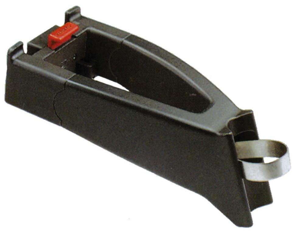Klickfix Beslag til montering af tasker og kurve på sadelpind   Tasker > Tilbehør