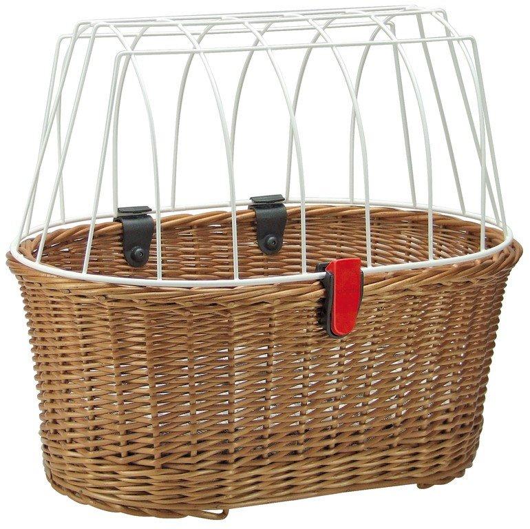 Klickfix Doggy Basket Cykelkurv til hund | Bike baskets