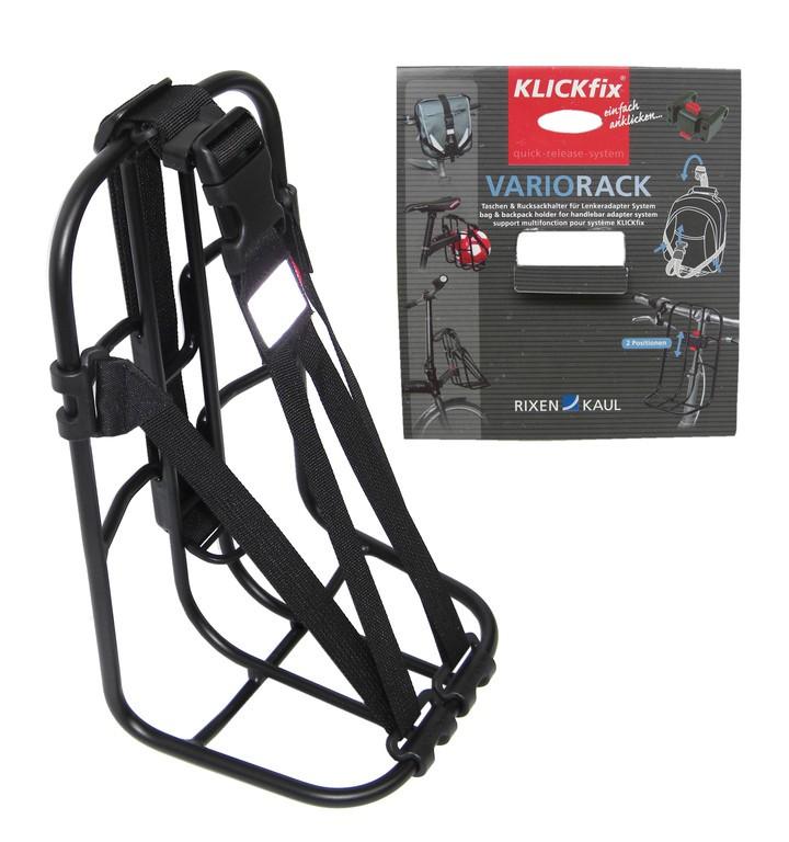 Klickfix Universal Vario Rack | Rygsæk og rejsetasker