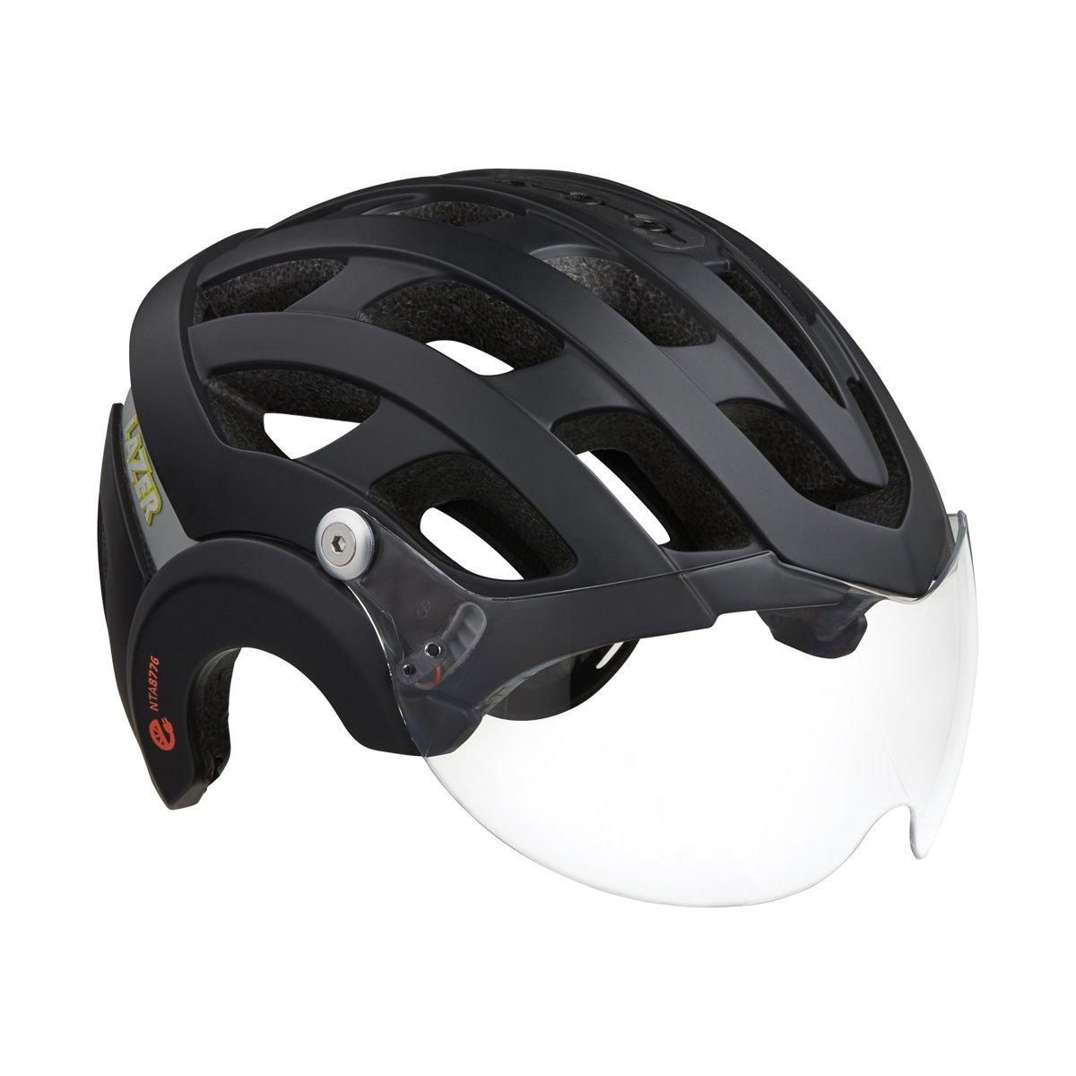 Lazer Hjelm Anverz NTA mat sort | Helmets