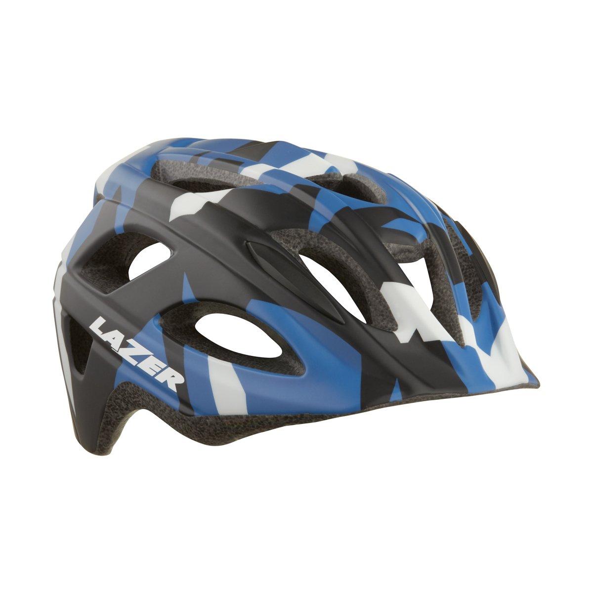 Lazer NUTZ MIPS cykelhjelm blå/camo 50-56 cm | Hjelme