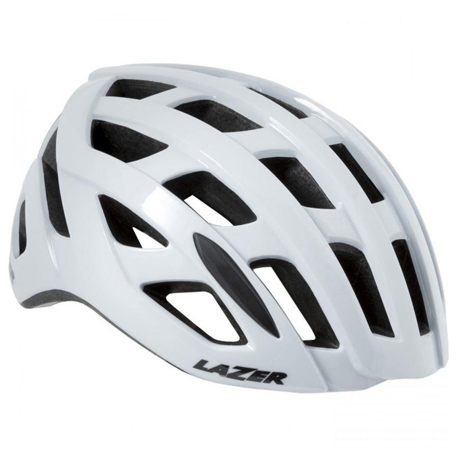 Lazer Tonic hvid   Hjelme