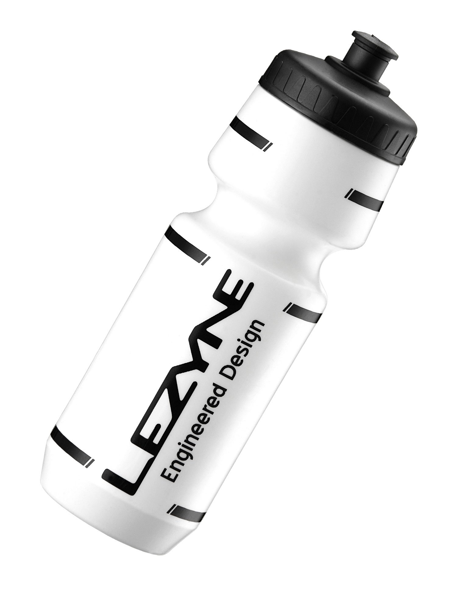 Lezyne Flow flaske hvid/sort 700ml