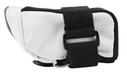 Lezyne Micro Caddy S sadeltaske hvid | Sadeltasker