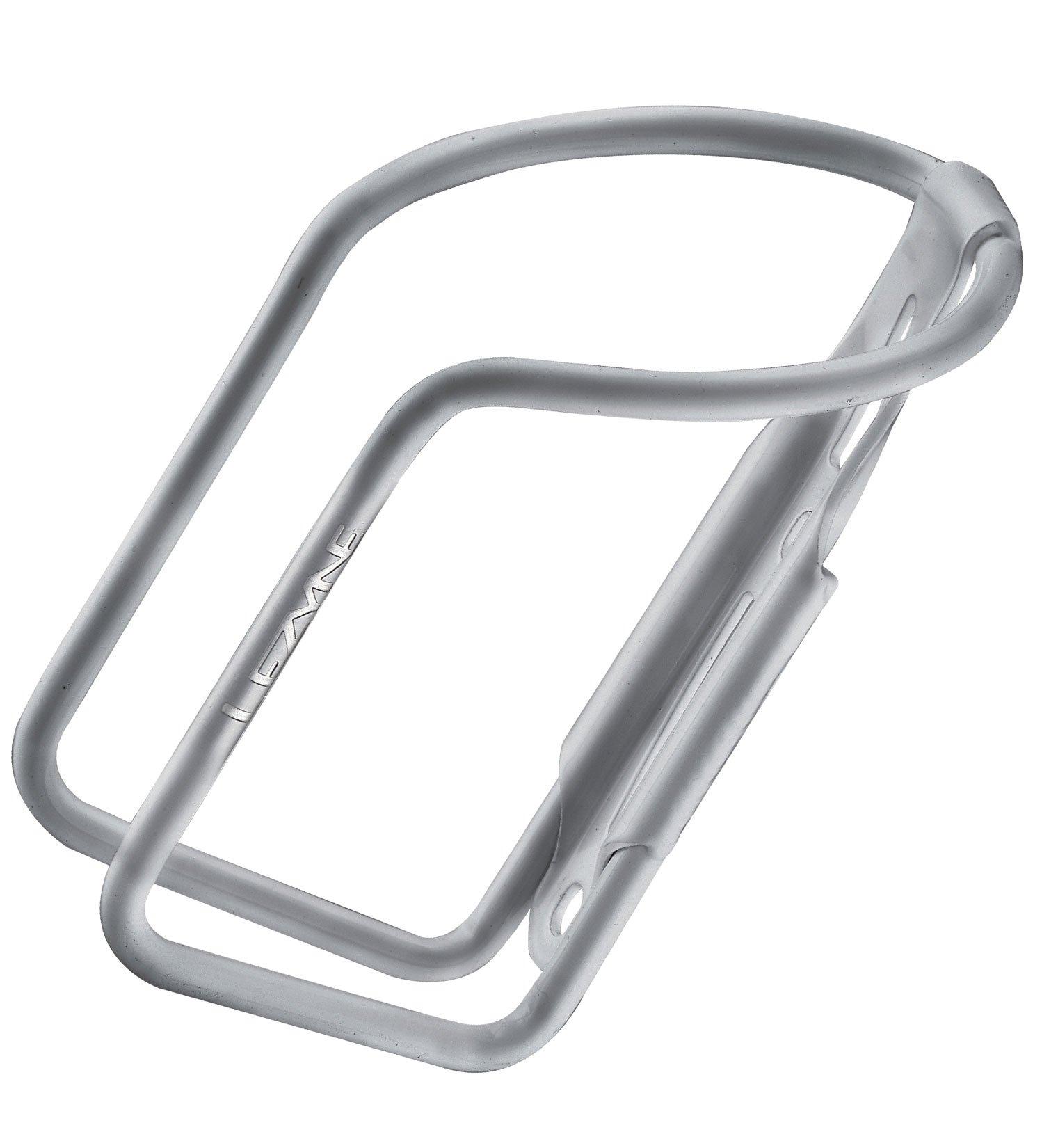 Lezyne Power aluminiumsflaskeholder sølv