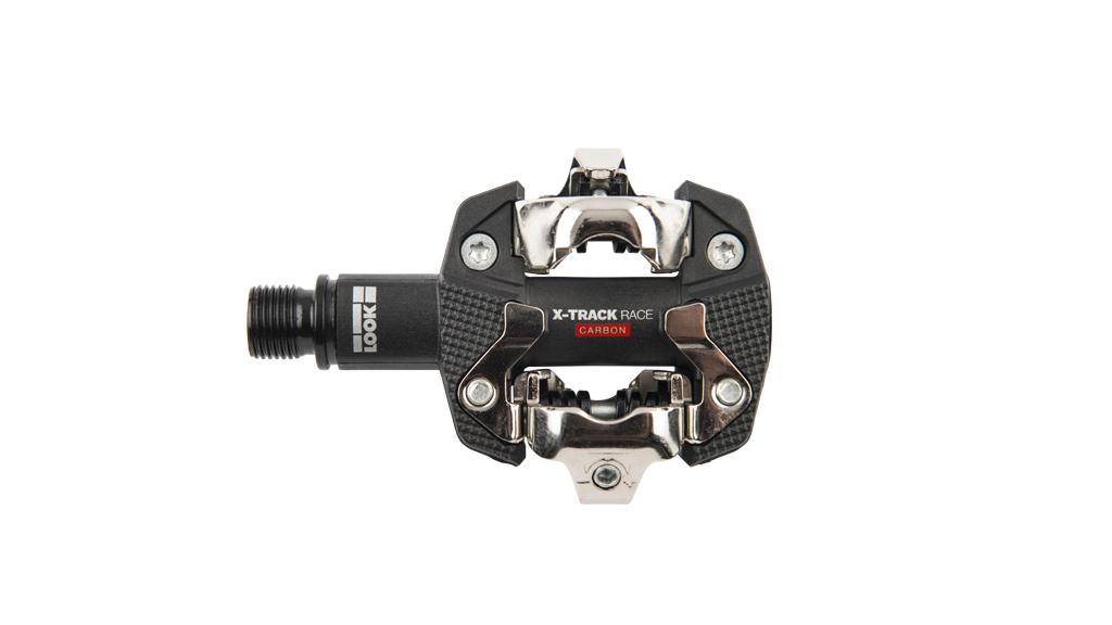Look X-Track Race Carbon pedal sæt sort | Pedaler