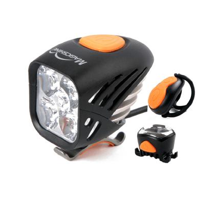 Magicshine MJ-906 forlygte sæt 5000 lumen | Front lights