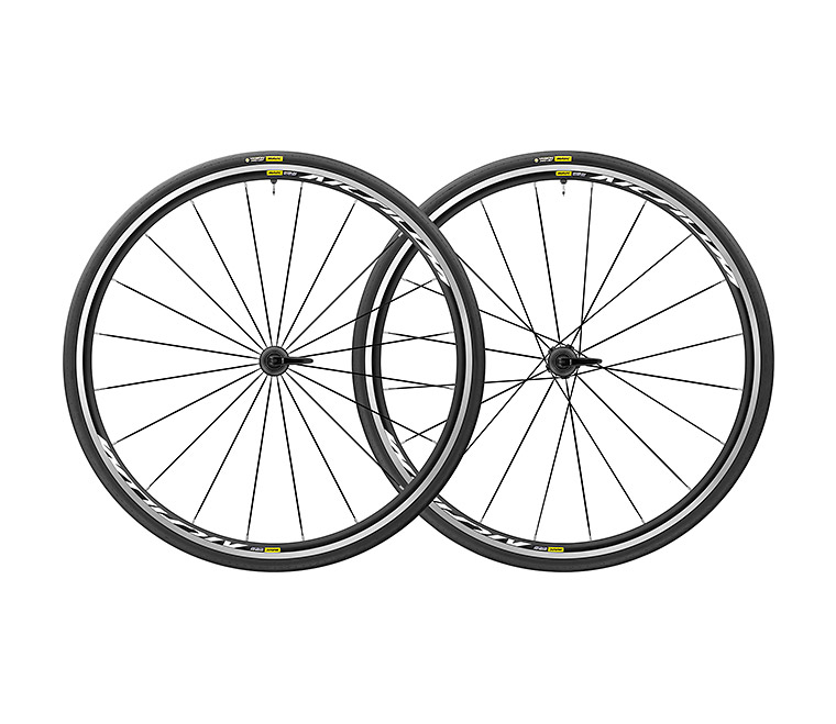 Mavic Aksium Elite UST SUP hjulsæt   Hjulsæt