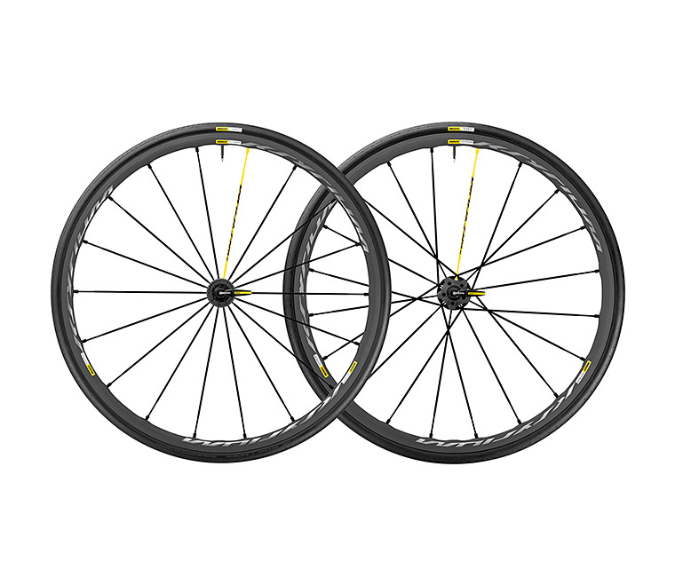 Mavic Ksyrium Pro Exalith hjulsæt   Hjulsæt