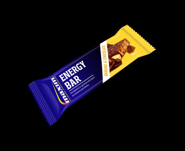 Maxim Energibar Banan 55g   Energy bar
