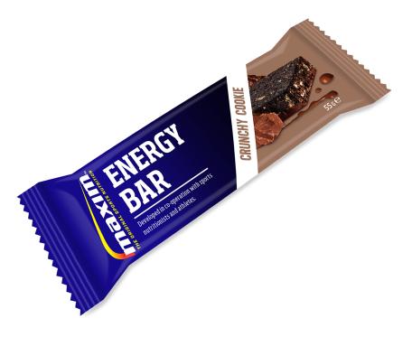 Maxim Energibar Cookie 55g   Energy bar