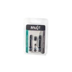 Milkit Tubeless Ventiler Sæt af 2 stk. 45mm | Valve