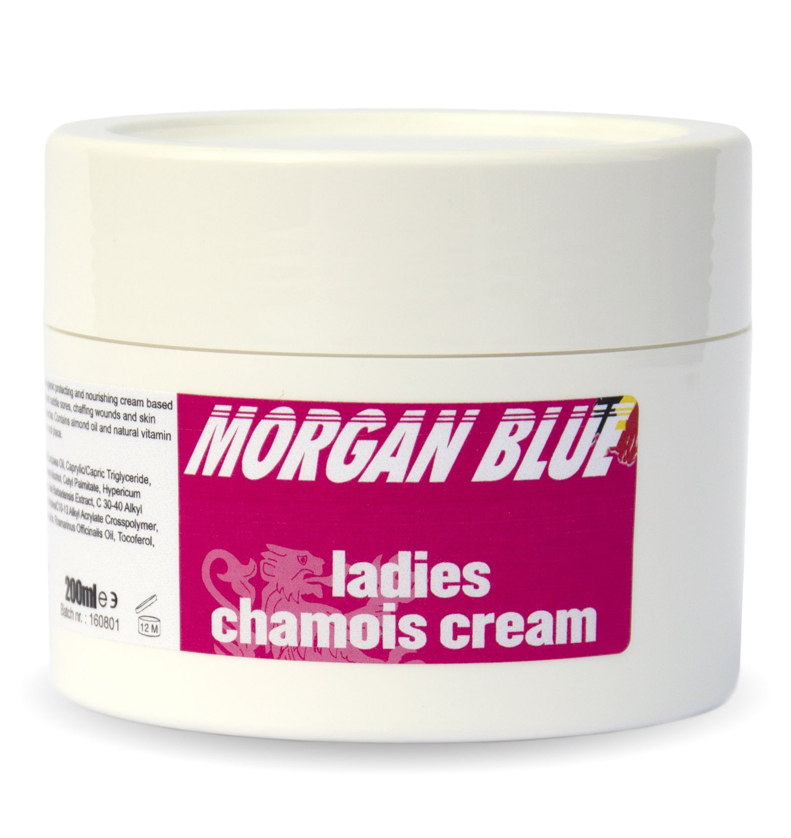 Morgan Blue Ladies chamois cream 200 ml | Personlig pleje