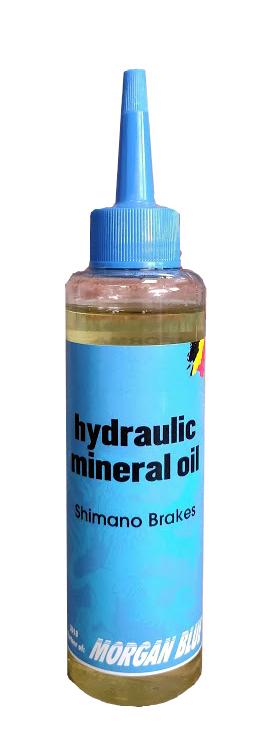 Morgan Blue Mineralsk Bremsevæske 125 ml | Bremsevæske og rens