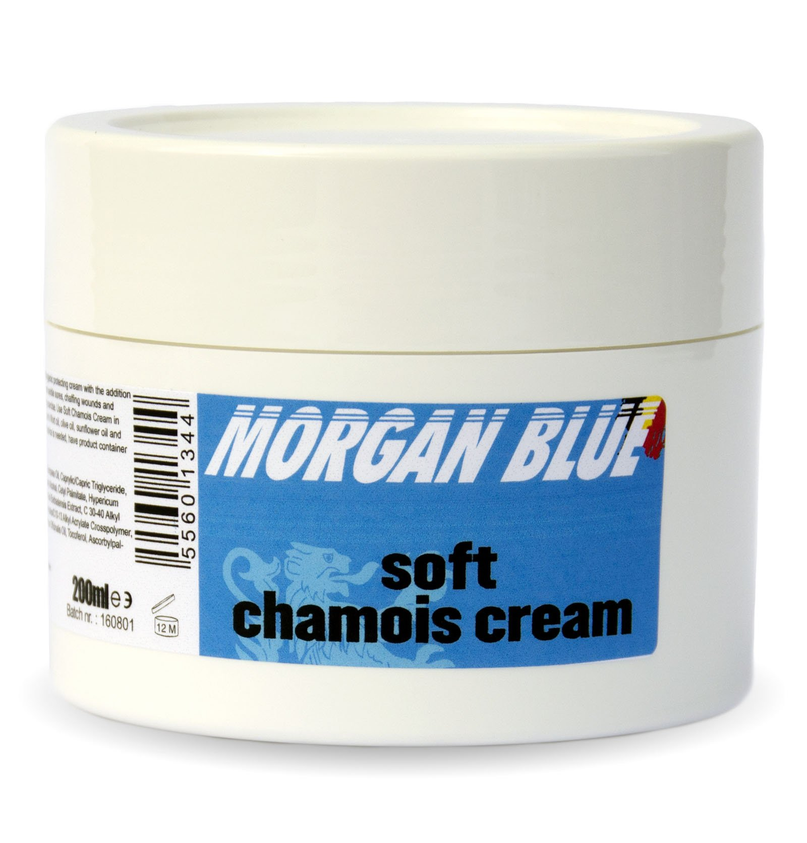 Morgan Blue soft chamois cream 200 ml | Personlig pleje