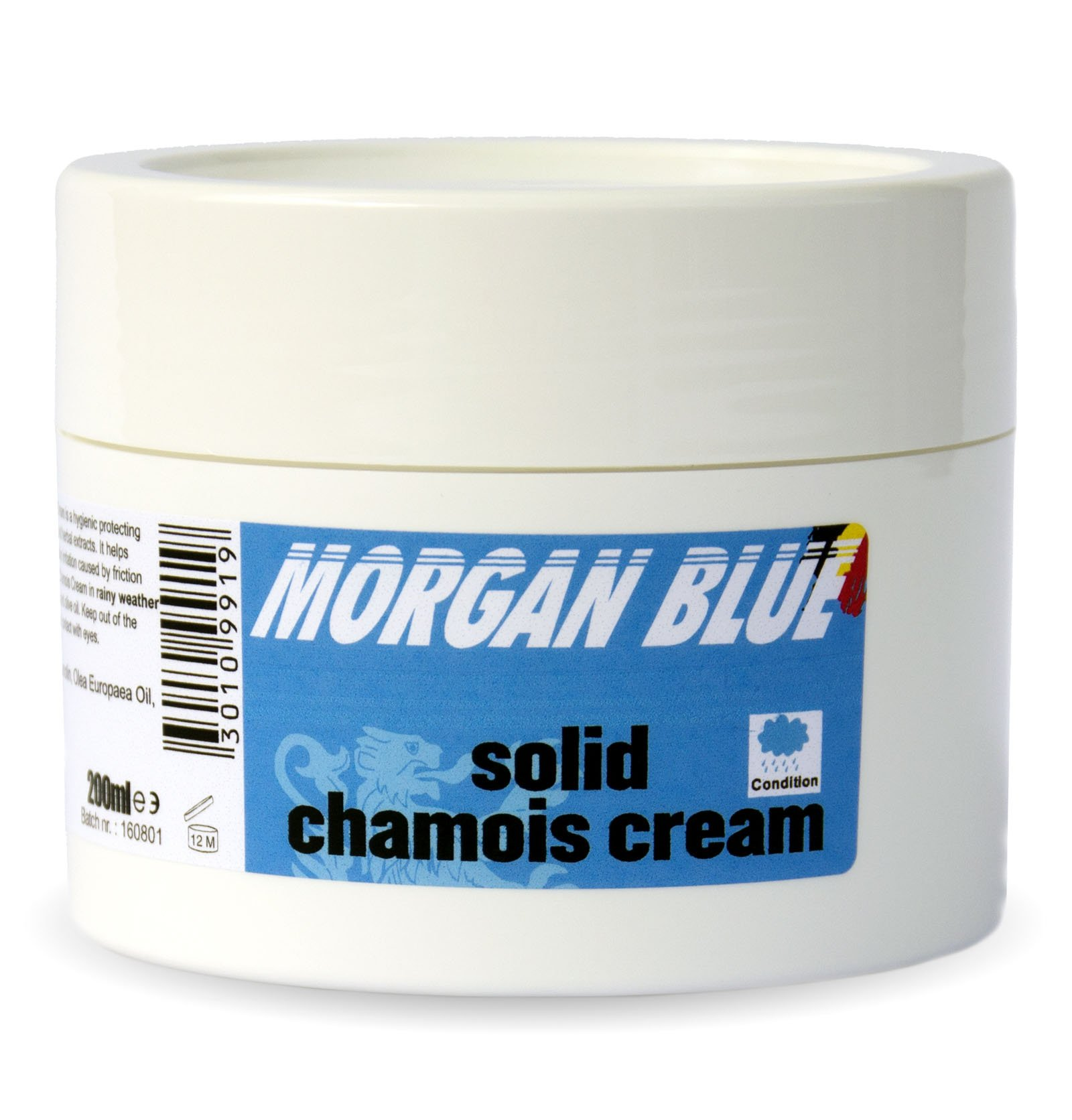 Morgan Blue solid chamois cream 200 ml | Personlig pleje