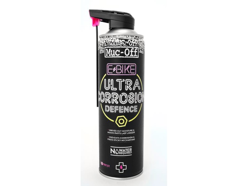 Muc-Off E-Bike Ultra Corrosion Defence Beskyttelsesspray | polish_and_lubricant_component