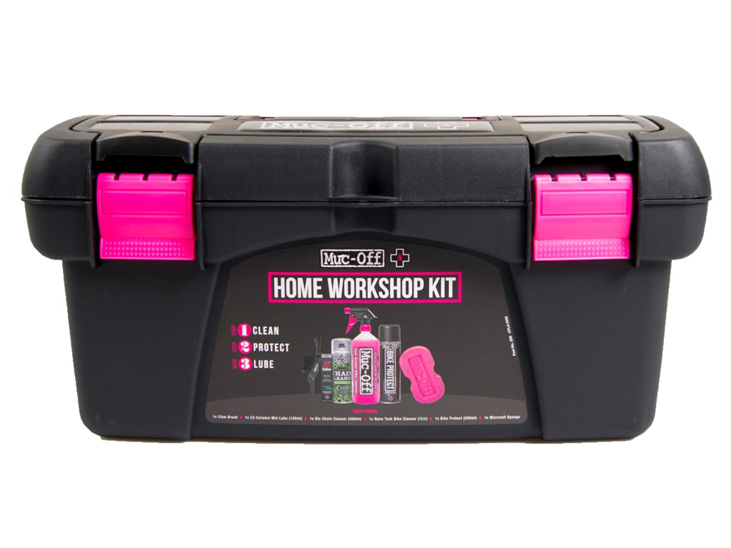 Muc-Off Home Workshop Kit | polish_and_lubricant_component