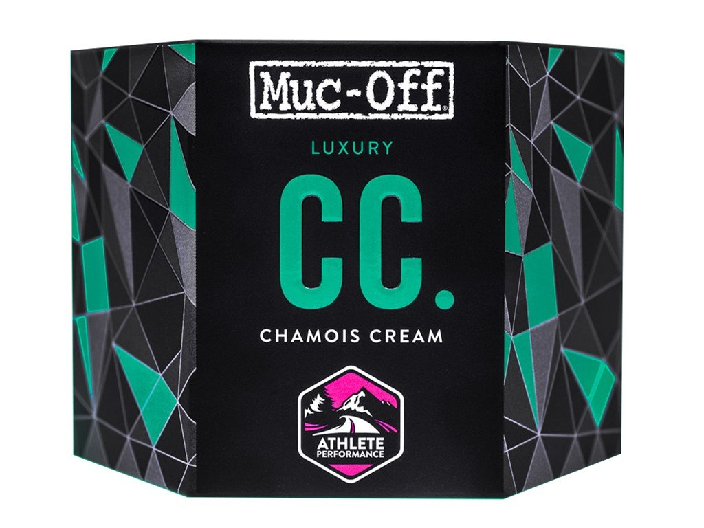 Muc-Off Luxury Chamios Cream 250 ml Buksefedt | Personlig pleje