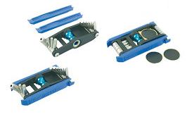 Multitool til CO2 patron med 14 funktioner | Multi- og miniværktøj