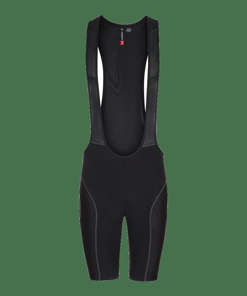 Newline Bike 8 Panel Bib shorts sort med indlæg | Bukser