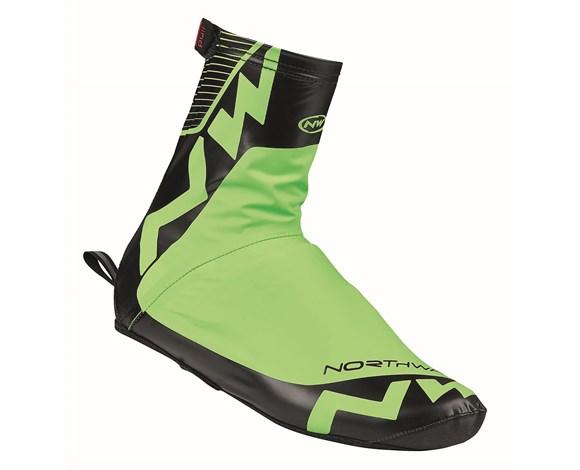 Northwave Acqua skoovertræk grøn | shoecovers_clothes