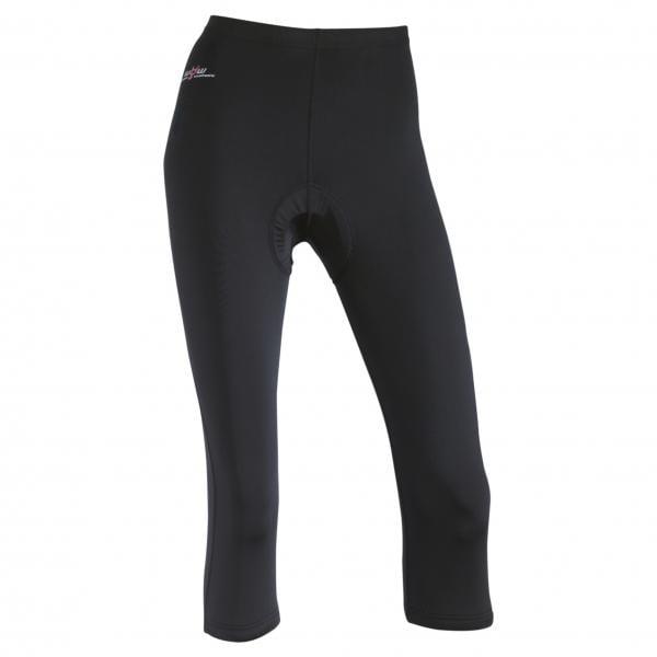 northwave - 3 4 shorts med indlæg til