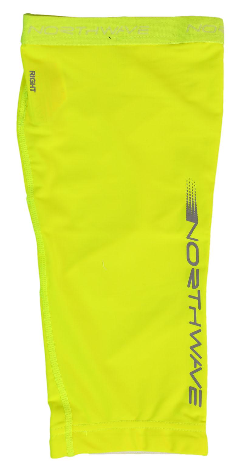 Northwave Evo Knævarmer gul | Arm- og benvarmere
