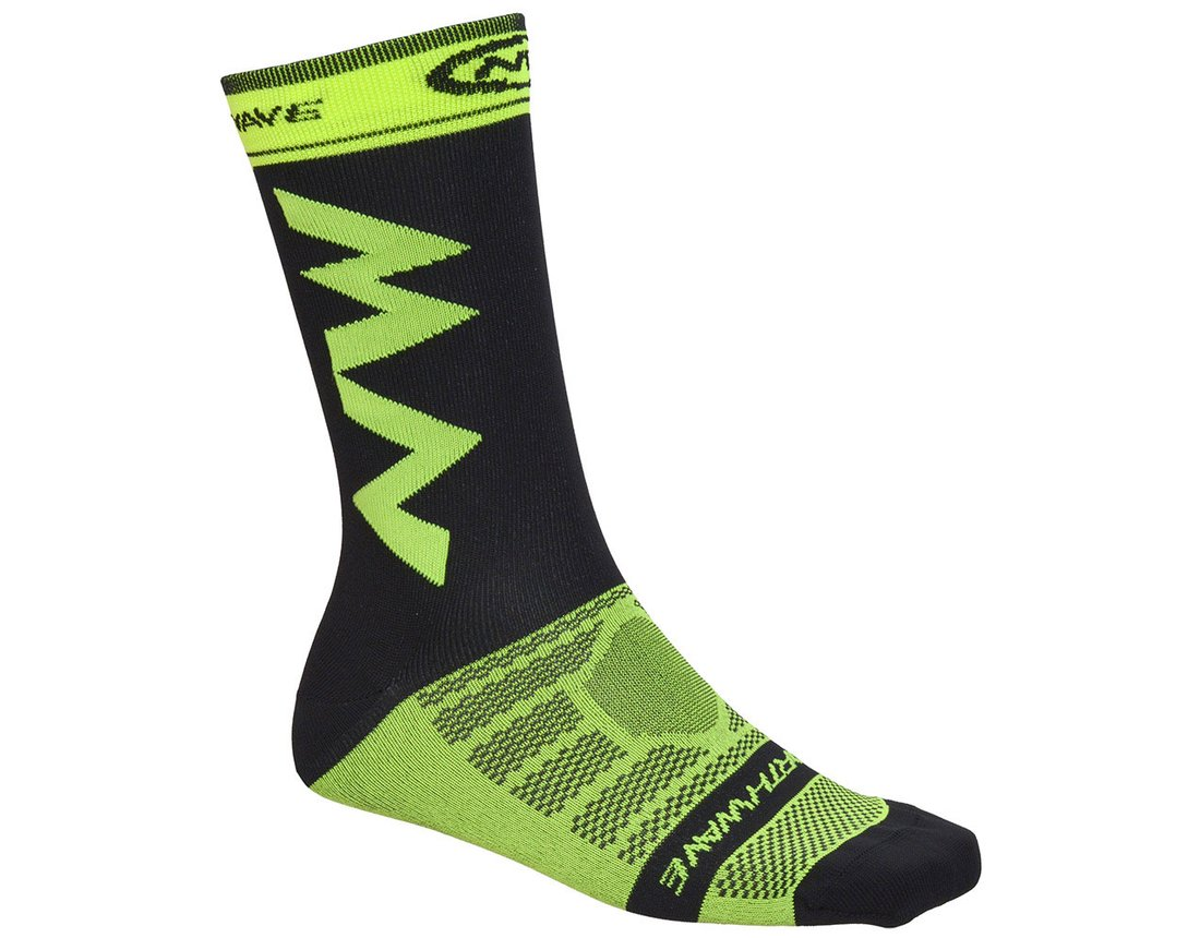 Northwave Extreme Pro strømper sort lime | Socks