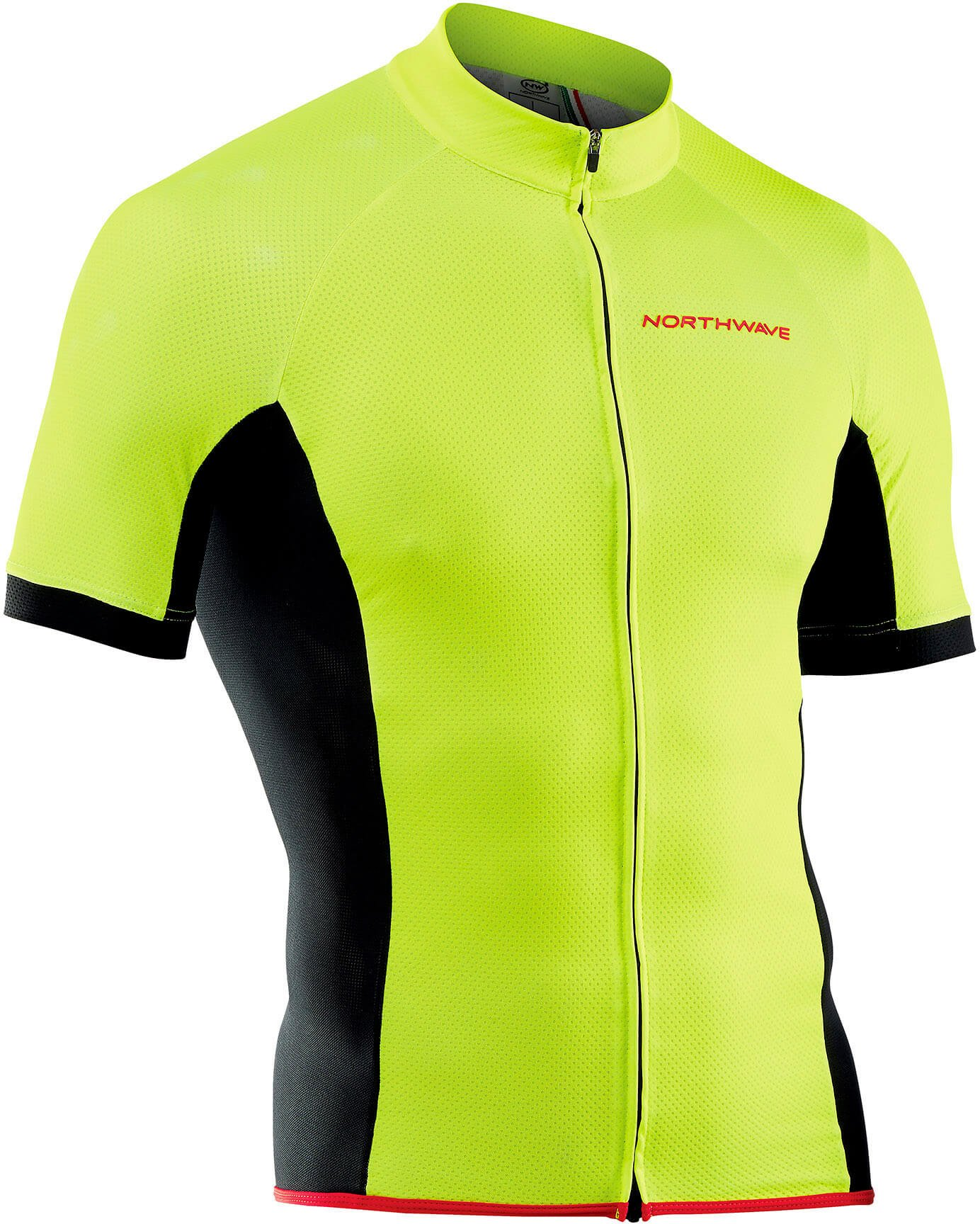Northwave Force Jersey gul