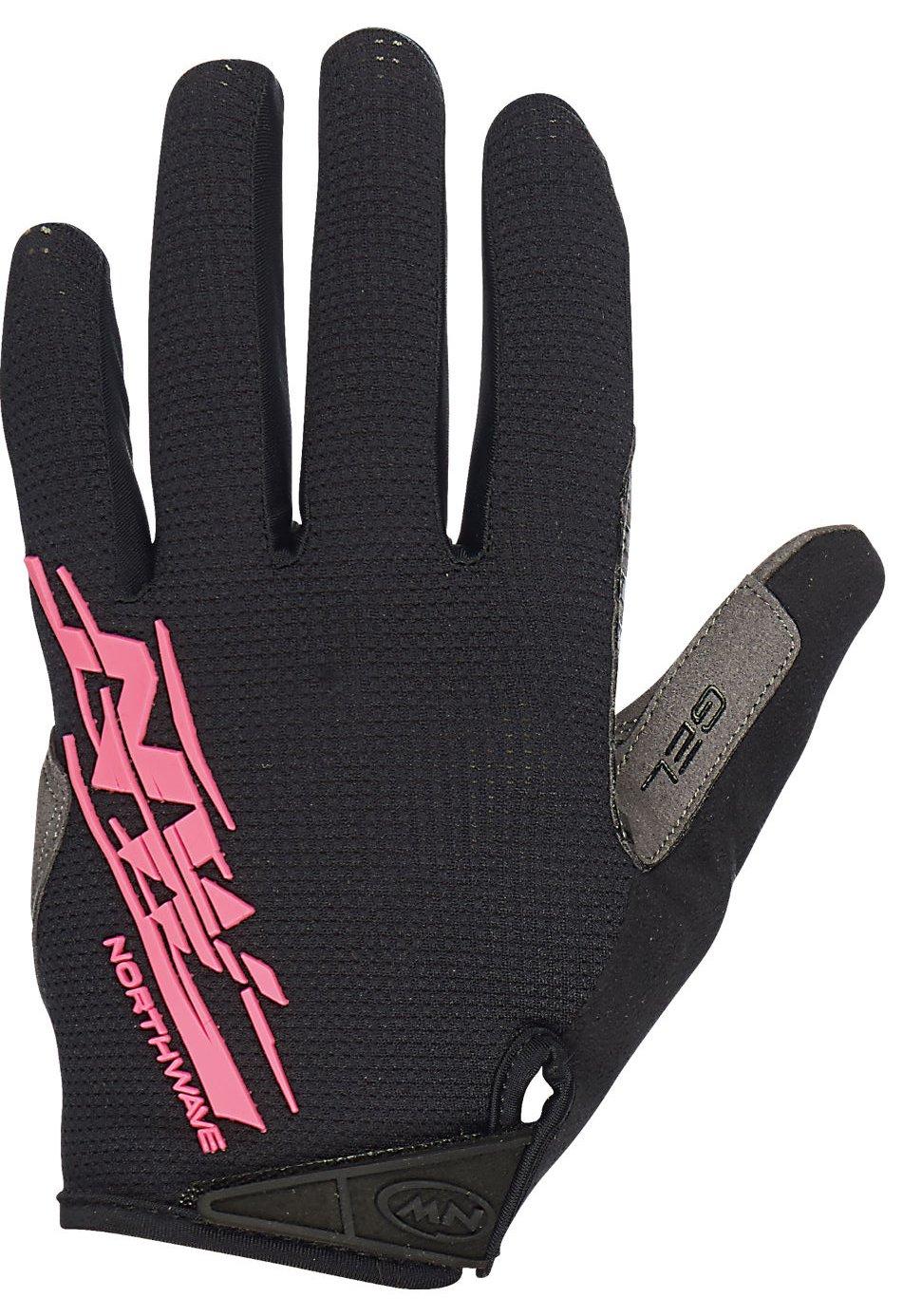Northwave MTB Air Handsker til kvinder sort/pink