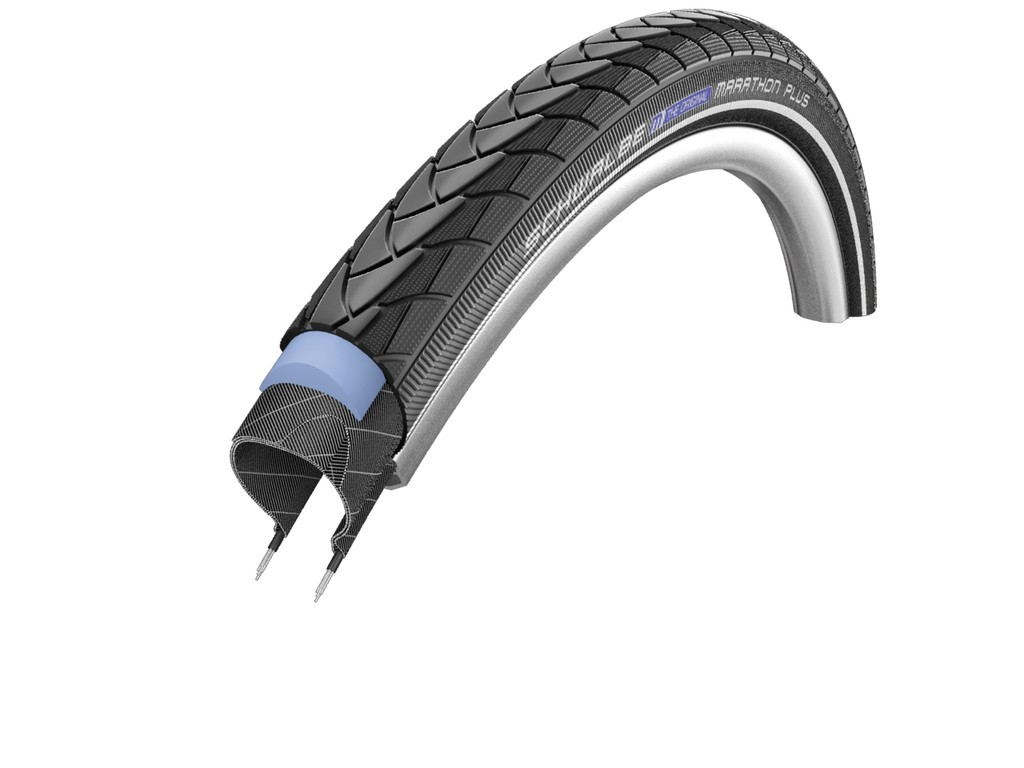 schwalbe - Marathon Plus New Flatless 26x1.75 47-559